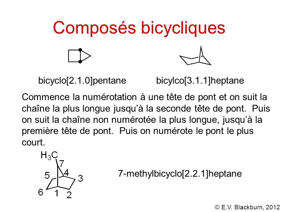 Composés bicycliques bicyclo[2.1.0]pentane bicylco[3.1.1]heptane